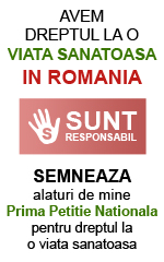 PETITIE: Semneaza pentru dreptul la o viata sanatoasa